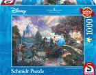 Palapeli: Disney - Thomas Kinkade Cinderella (1000 Piece) LAUTA
