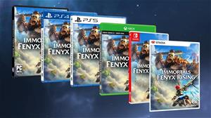 Immortals Fenyx Rising, PS5 -peli