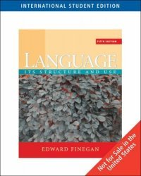 Language : Its Structure and Use, International Edition, kirja