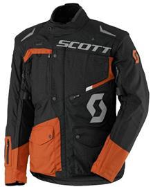 Scott Dualraid DP harmaa / keltainen takki