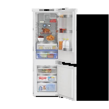 Grundig GKNI 25740 N, jääkaappipakastin