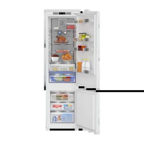 Grundig GKNI 25940 N, jääkaappipakastin