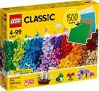 Lego Classic 11717, Palikoita, palikoita, rakennuslevyjä