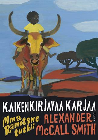 Kaikenkirjavaa karjaa (Alexander McCall Smith Outi Järvinen (suom.)), kirja