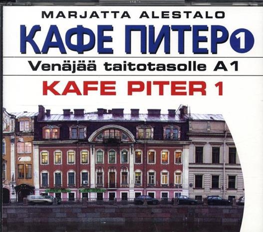 Kafe Piter 1 CD (Marjatta Al, kirja