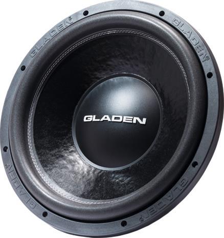 Gladen SQX 15, autosubwoofer