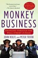 Monkey Business (Rolfe, John, kirja