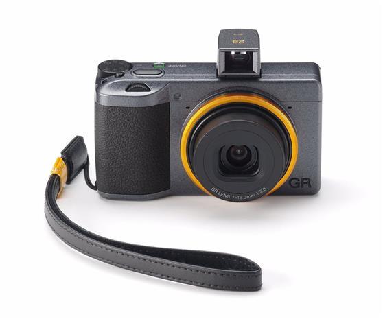 Ricoh GR III Street Edition Kit, kamera