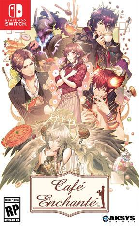 Cafe Enchante, Nintendo Switch -peli
