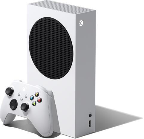 Microsoft Xbox Series S, pelikonsoli