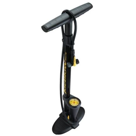 Topeak JoeBlow Max HP jalkapumppu, musta, Kypärät, suojukset ja tarvikkeet