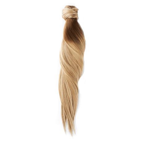 Rapunzel of Sweden Clip-in Ponytail Original Cinnamon Blonde Balayage 50cm