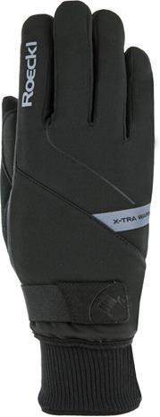 Roeckl Turin Ekstralämpimät XC -hanskat, black