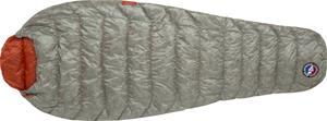 Big Agnes Pluton UL 40 Sleeping Bag Regular, gray/pumpkin