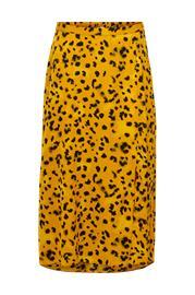Jacqueline de Yong Hame jdyRock Above Calf Skirt
