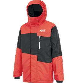 Picture J MILO JACKET RED