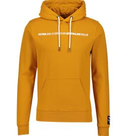 Petrol Industries M SWEATER HOODED GOLD