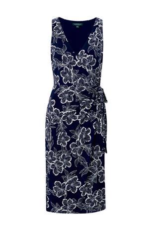 Lauren Ralph Lauren Mekko Day Dress Printed Matte