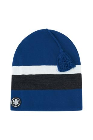 ähkkä¡ Pipo Beanie With Stripes