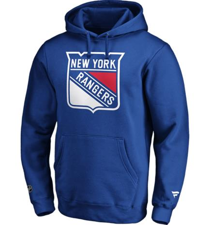 Fanatics M NHL GRAPHIC HOOD NEW YORK RANGERS