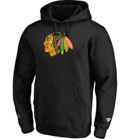 Fanatics M NHL GRAPHIC HOOD CHICAGO BLACKHAWKS