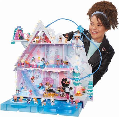 L.O.L. Surprise - OMG Cottage Winter Wonderland (571452)