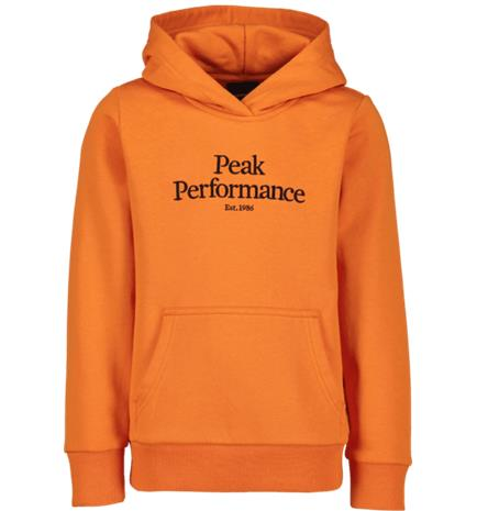 Peak Performance J ORIGINAL HOOD ORANGE ALTITUDE