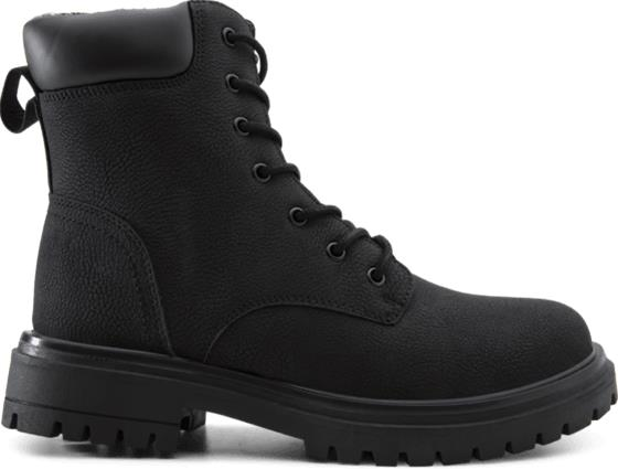 Race Marine W HIGH BOOT BLACK/BLACK