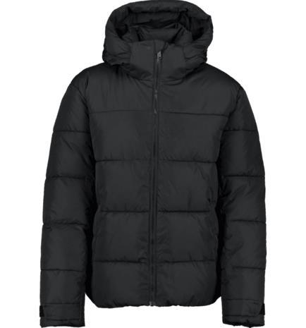 Everest M PUFFER JACKET BLACK