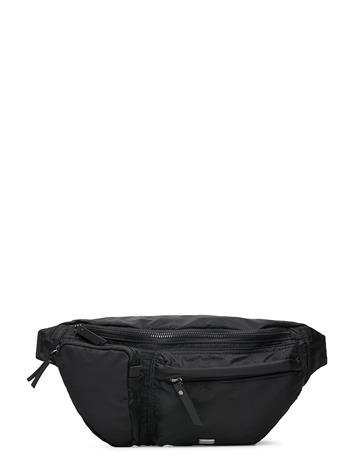 Superdry Sports Luxe Bum Bag Bumbag Vyölaukku Laukku Musta Superdry BLACK
