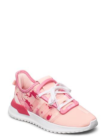 adidas Originals U_path Run C Shoes Sports Shoes Running/training Shoes Vaaleanpunainen Adidas Originals HAZCOR/FTWWHT/POWPNK