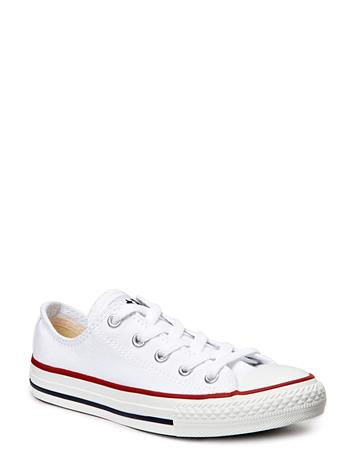 Converse Yths C/T Allstar Ox Tennarit Sneakerit Kengät Valkoinen Converse OPTICAL WHITE 1