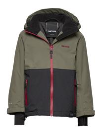 Tretorn Aktiv Cold Weather Jacket Toppatakki Vihreä Tretorn 064/FIELD GREEN