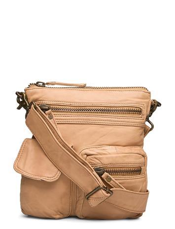 DEPECHE Cross Over Bags Small Shoulder Bags - Crossbody Bags Beige DEPECHE 156 CAMEL, Miesten laukut