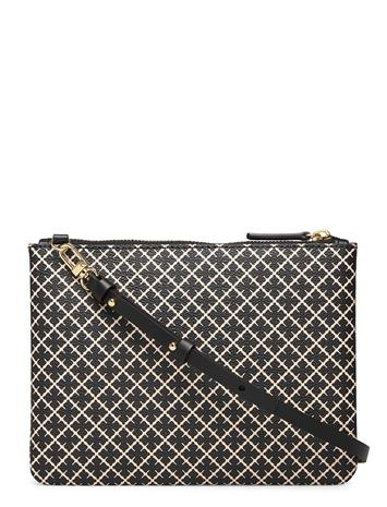 By Malene Birger Ivy Mini Bags Card Holders & Wallets Wallets Musta By Malene Birger BLACK