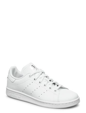 adidas Originals Stan Smith J Tennarit Sneakerit Kengät Valkoinen Adidas Originals FTWWHT/FTWWHT/SILVMT