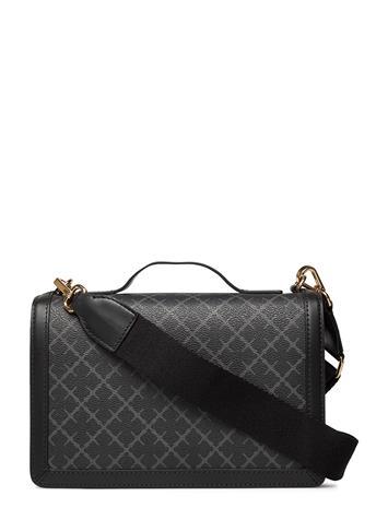 By Malene Birger Loenna Bags Small Shoulder Bags - Crossbody Bags Musta By Malene Birger CHARCOAL