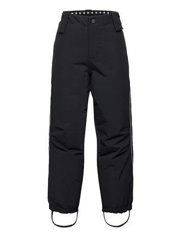 Molo Pollux Active Outerwear Snow/ski Clothing Snow/ski Pants Musta Molo BLACK