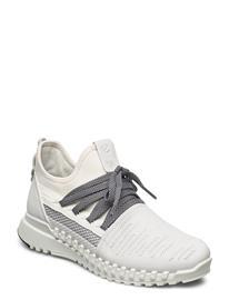ECCO Zipflex W Matalavartiset Sneakerit Tennarit Valkoinen ECCO WHITE