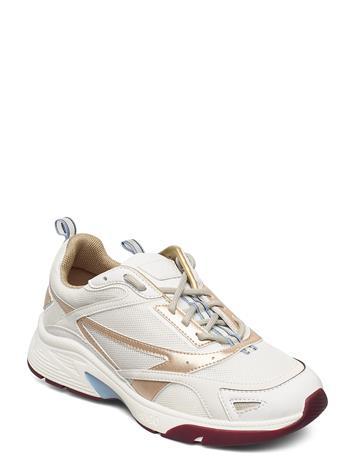 HUGO Gilda_runn_pe Matalavartiset Sneakerit Tennarit Valkoinen HUGO OPEN WHITE