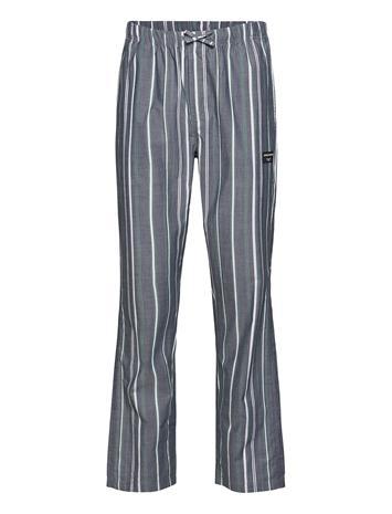 Björn Borg Pyjama Pant Pop Pyjama Pant Bb Striped Pyjama Sininen Björn Borg NIGHT SKY