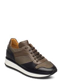 By Malene Birger Loula Matalavartiset Sneakerit Tennarit Ruskea By Malene Birger HUNT
