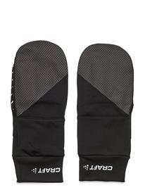 Craft Adv Lumen Hybrid Glove Hanskat Käsineet Musta Craft BLACK