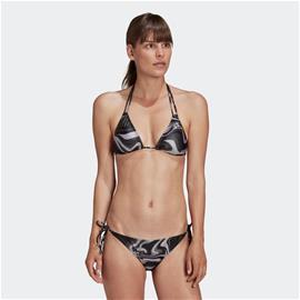 adidas Glam-On Shiny Triangle Bikini