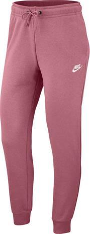 Nike naisten collegehousut, vaaleanpunainen L