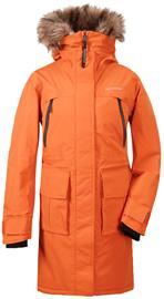 Didriksons LEONA naisten talviparka, oranssi 38