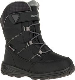 Kamik Stance Boots Toddler, black mid grey