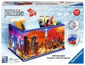 RAVENSBURGER Palapeli-box NY Skyline, 216psc., 11227