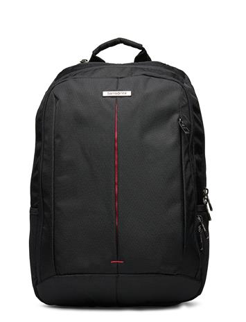 Samsonite Guardit 2.0 Laptop Backpack 15,6 Reppu Laukku Musta Samsonite BLACK