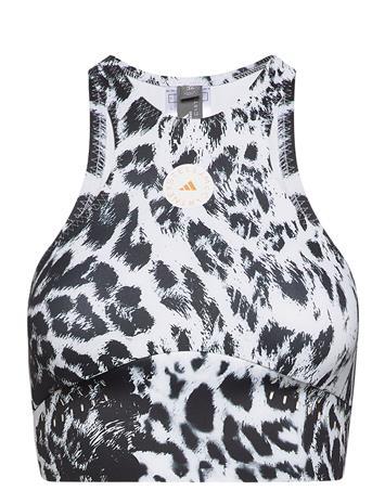 adidas by Stella McCartney Truepur Bikinit Bikiniyläosa Bikiniliivit Valkoinen Adidas By Stella McCartney WHITE/BLACK